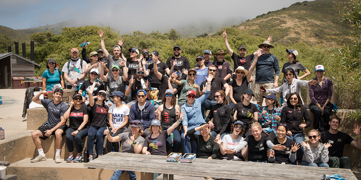 CLIF® CORPS Making It Good in Our National Parks