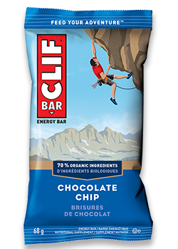 CLIF BAR packaging