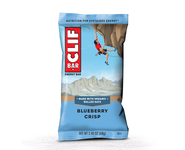 Clif Bar 174 Blueberry Crisp