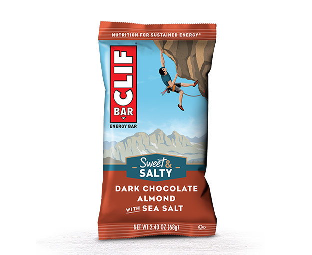 CLIF BAR®: Dark Chocolate Almond with Sea Salt