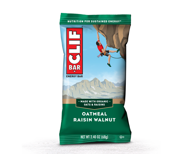 CLIF BAR®: Oatmeal Raisin Walnut