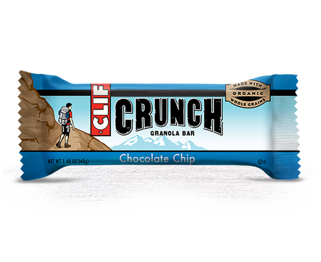 Chocolate Chip packaging