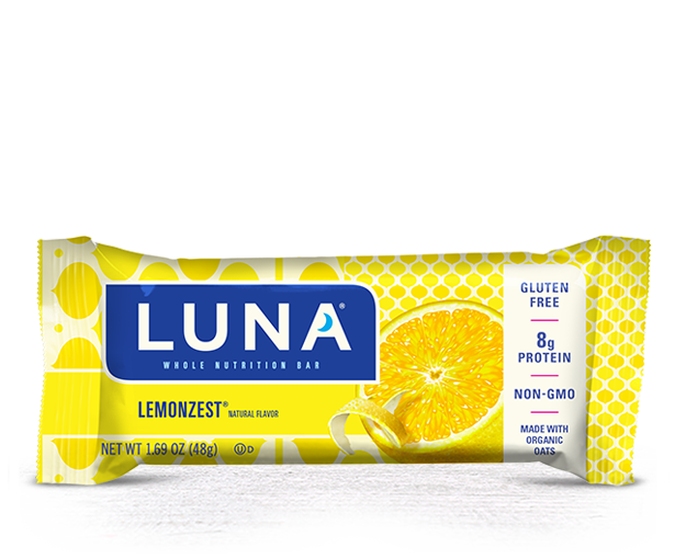 LemonZest® Flavor packaging