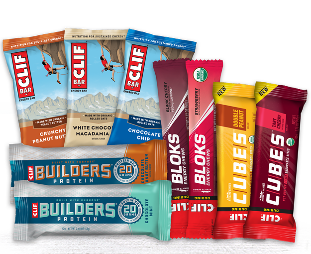 CLIF Performance Energy Pack for Running and Cycling packaging