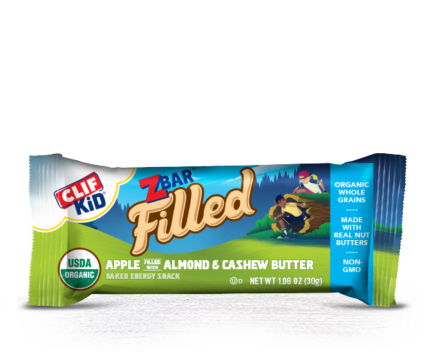 Apple Almond & Cashew Butter packaging