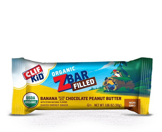 Banana Chocolate Peanut Butter packaging