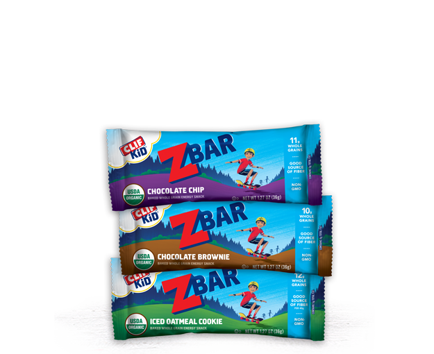 CLIF Kid Best Sellers Variety Pack 36 Bars packaging
