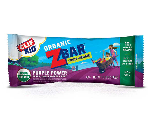 Purple Power packaging