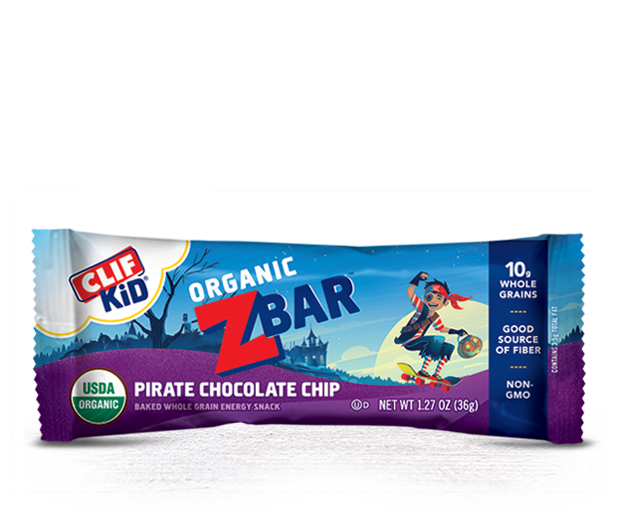 Pirate Chocolate Chip packaging