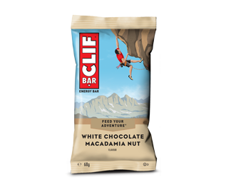 White Chocolate Macadamia Nut packaging