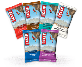 CLIF BAR Chocolate Lover's Variety Pack packaging