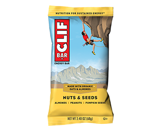 Nuts & Seeds packaging