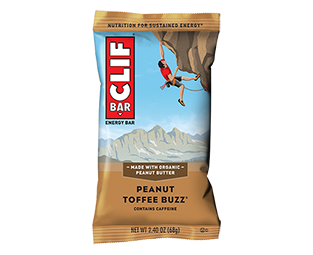 Peanut Toffee Buzz® packaging