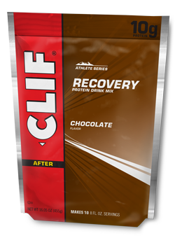 Recovery Protein Drink Mix packaging