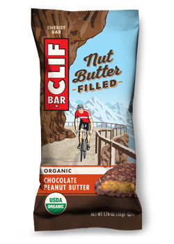 Nut Butter Filled packaging