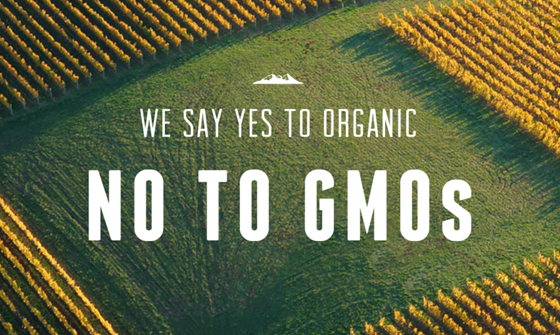 Why We Don't Use GMOs
