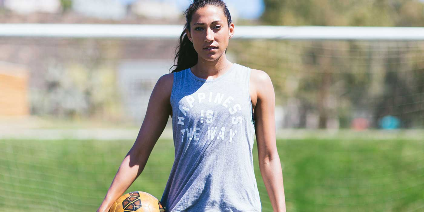 Christen Press - Onward and Upward - Luna Breakthrough Women