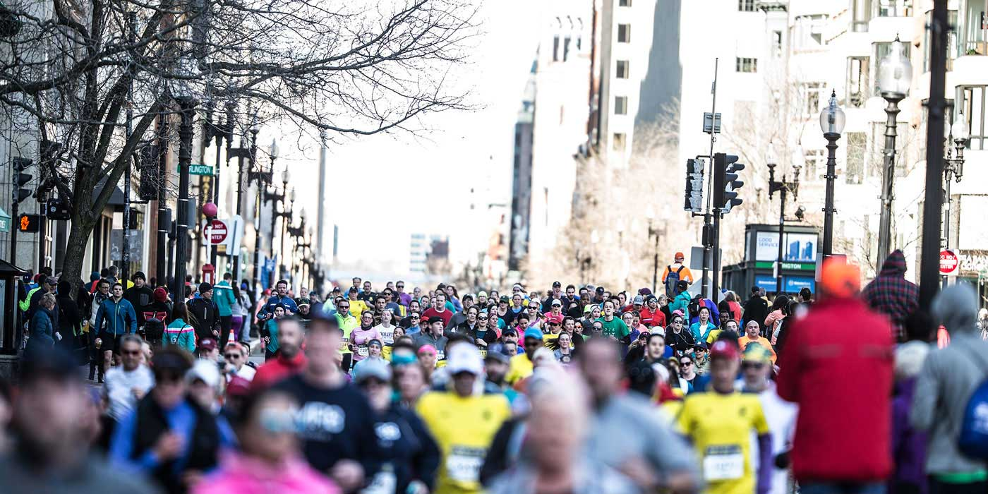 Novice to Pro: Three Boston Marathon Nutrition Plans