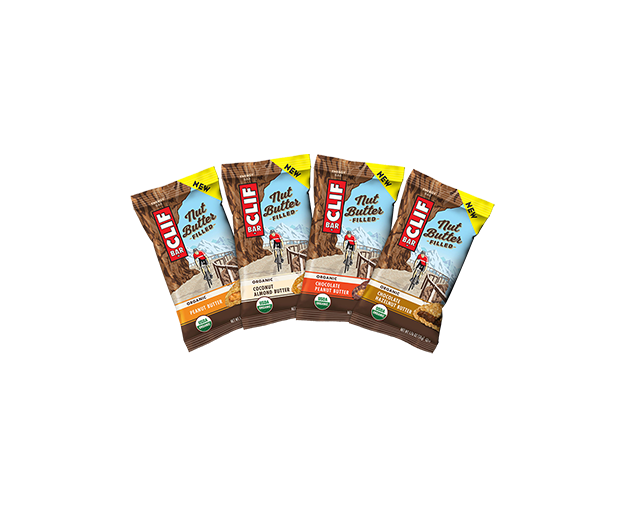 CLIF Nut Butter Filled Variety Pack packaging