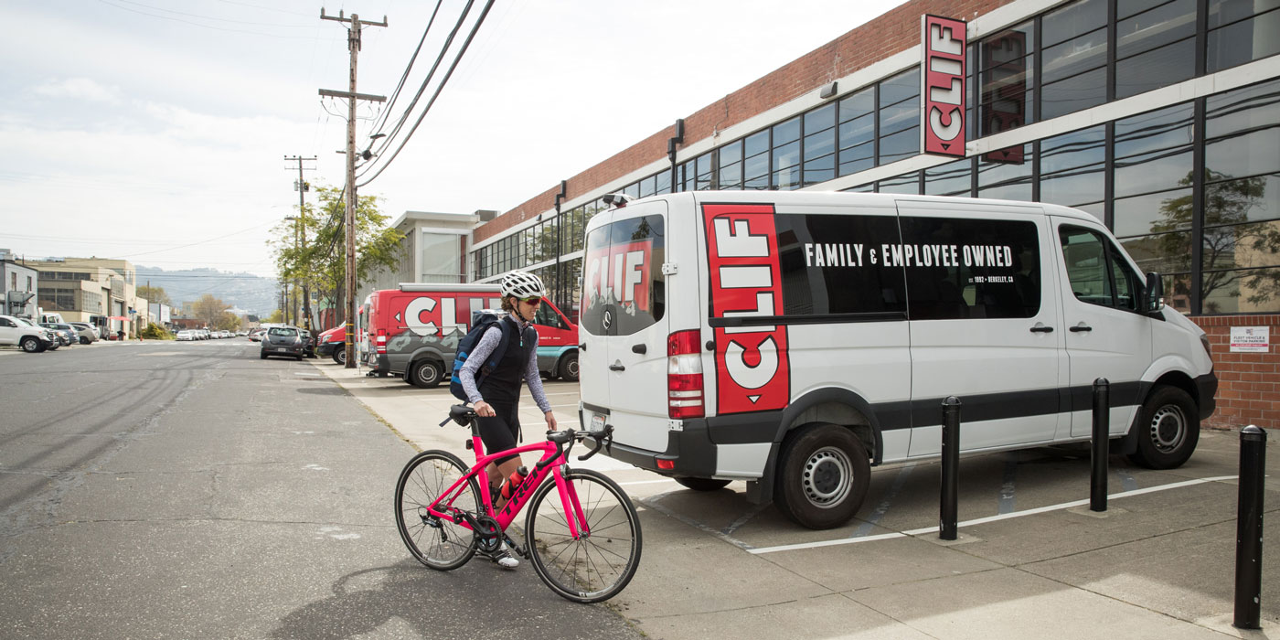 Clif Bar's Cool Commute Program Helps Employees Put the Brakes on Climate Change